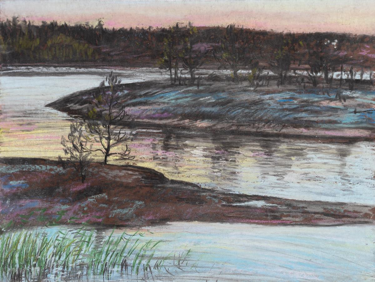Anna Gestrich – Malerei | Ladoga, Russland
