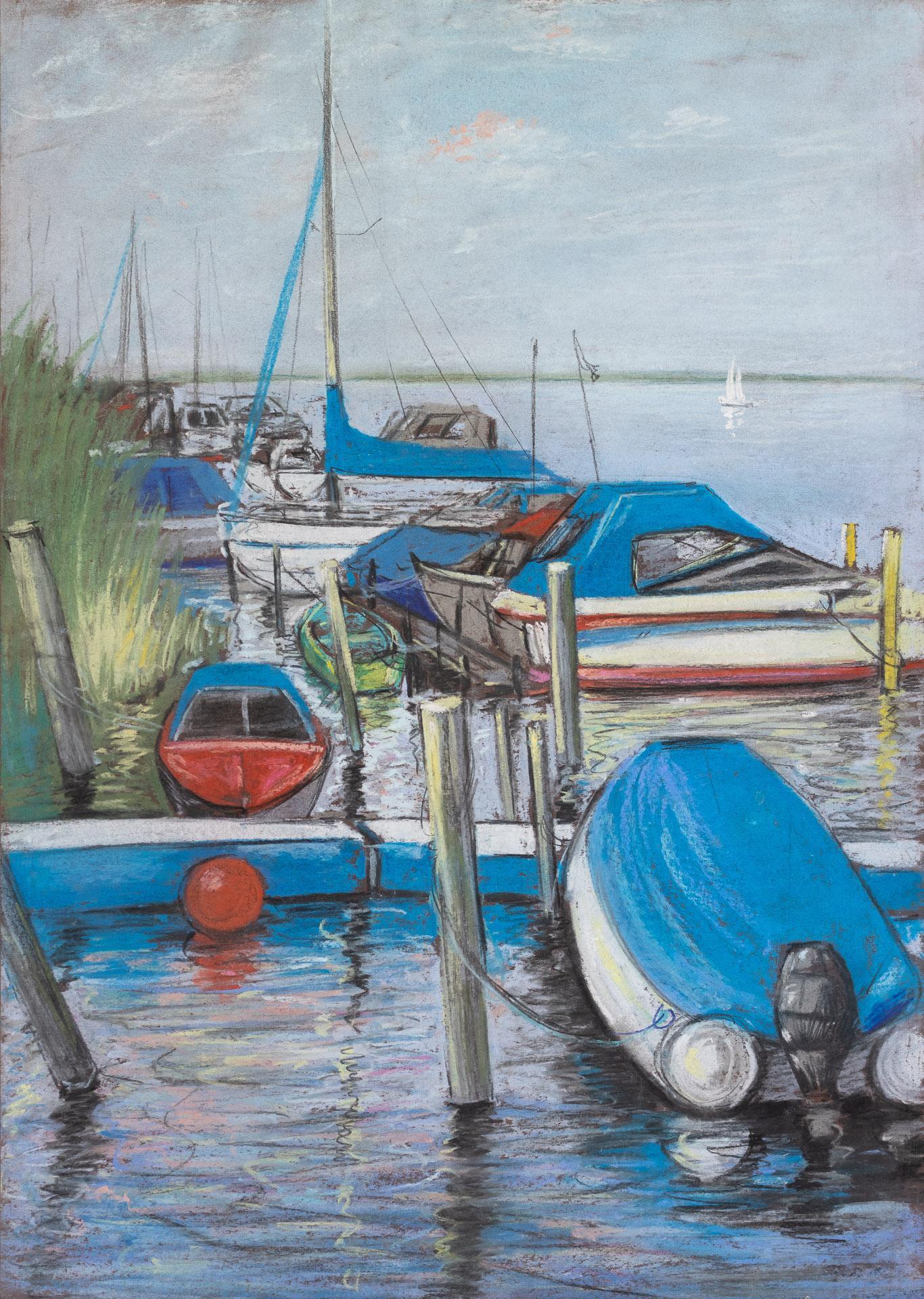Anna Gestrich – Malerei | Am Schwielowsee
