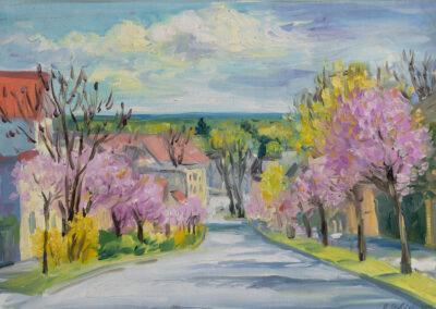 Baumblüte – Hoher Weg