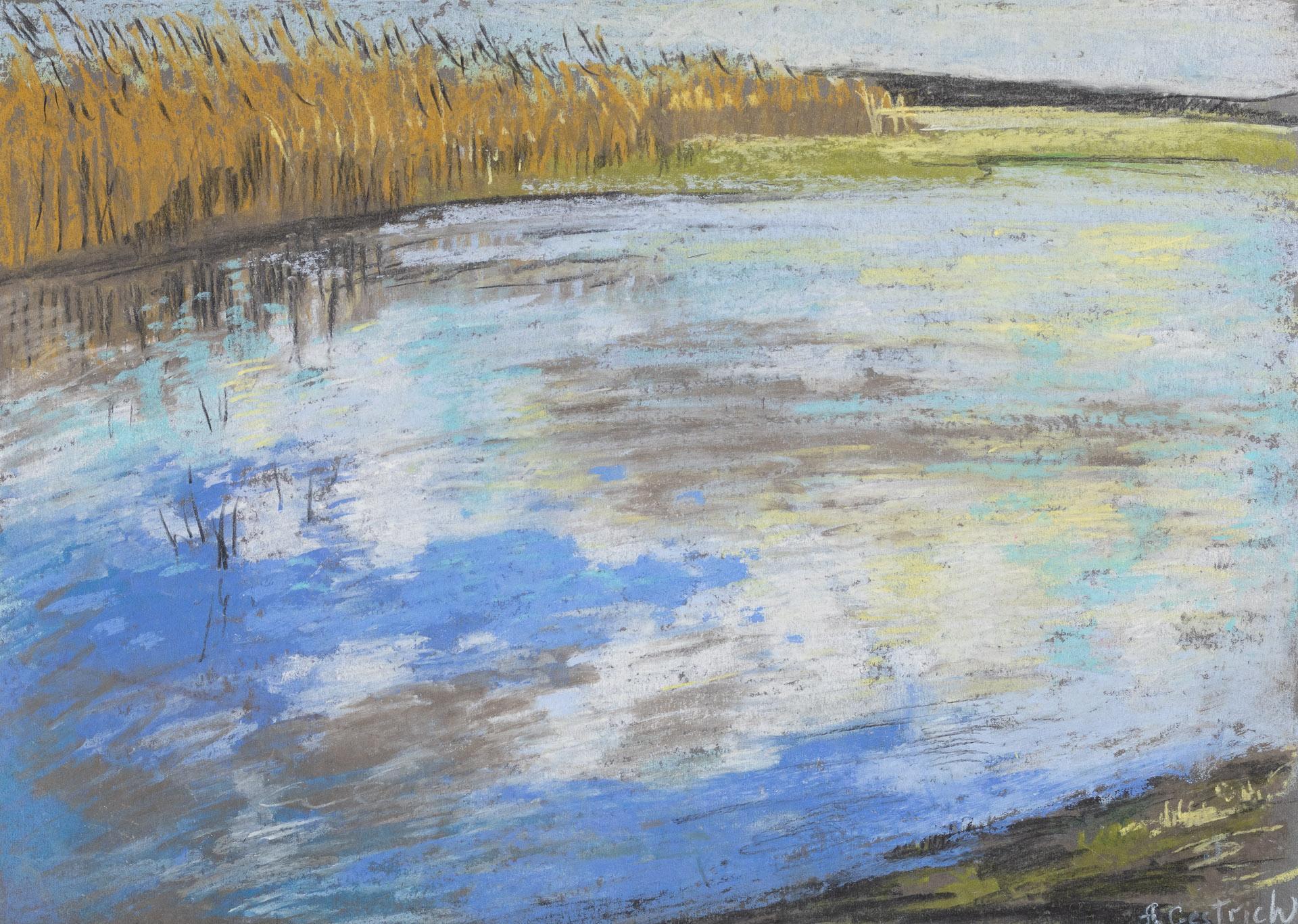 Anna Gestrich – Malerei | Stützkow, Pastell